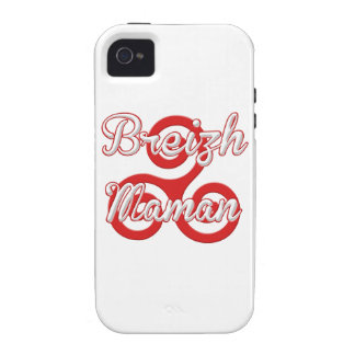 Brittany Breizh Mom iPhone 4 Cases