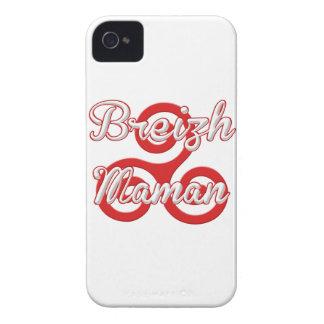 Brittany Breizh Mom Case-Mate iPhone 4 Cases