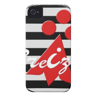 Brittany Breizh stoat Case-Mate iPhone 4 Case