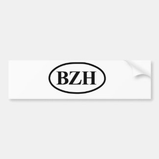 Brittany Car Bumper Sticker