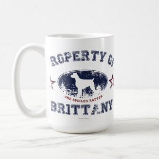 Brittany Coffee Mug