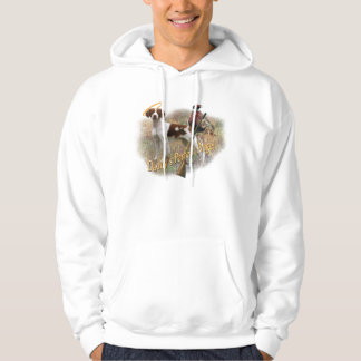 Brittany Daddy's Perfect Angel Hooded Sweatshirt