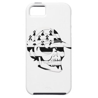 Brittany death's head iPhone 5 case
