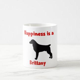 Brittany Dog breed Coffee Mug