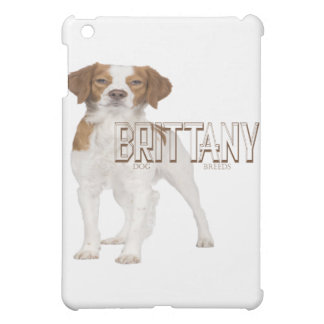 Brittany dog breeds ブルターニュ犬の品種 iPad mini covers