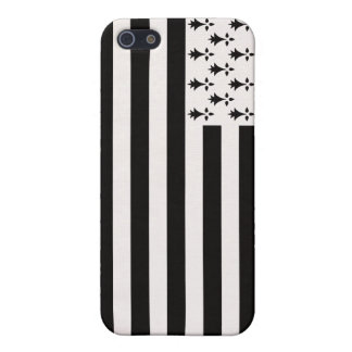 Brittany flag cover for iPhone SE/5/5s