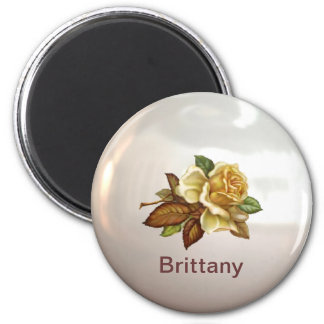 Brittany_Gold subió el imán blanco de la bola
