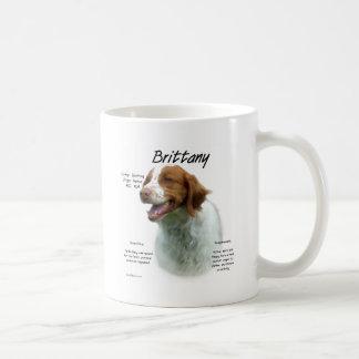 Brittany History Design Coffee Mug