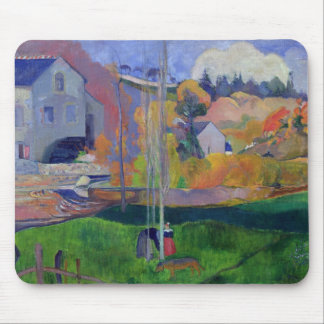Brittany Landscape: the David Mill, 1894 Mouse Pad