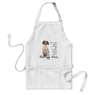 Brittany Mom Adult Apron
