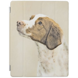 iPad 2/3/4 Cover with Brittany Spaniel Phone Cases design