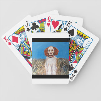 BRITTANY POKER CARDS