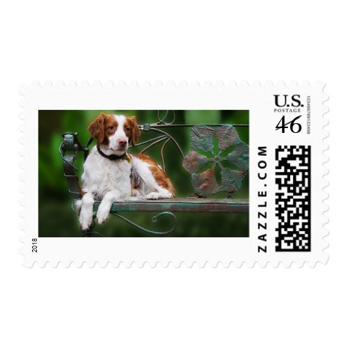 Brittany Postage Stamp stamp