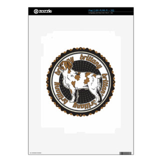 Brittany Skin For The iPad 2