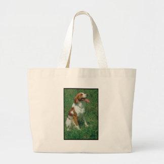Brittany Spaniel Bags