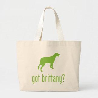 Brittany Spaniel Bag