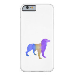 Case-Mate Barely There iPhone 6 Case with Brittany Spaniel Phone Cases design