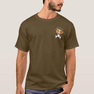 Brittany Spaniel IAAM Pocket T-Shirt