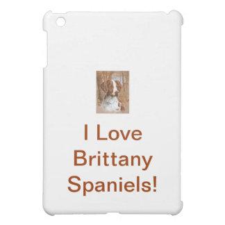Brittany Spaniel iPad Mini Cases
