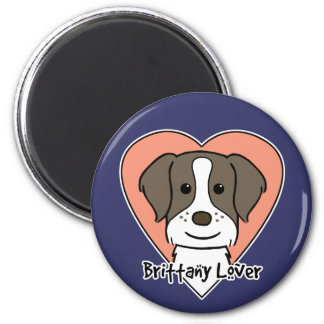 Brittany Spaniel Lover Magnet