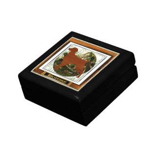 Brittany Spaniel Sporting Dog Jewelry Box