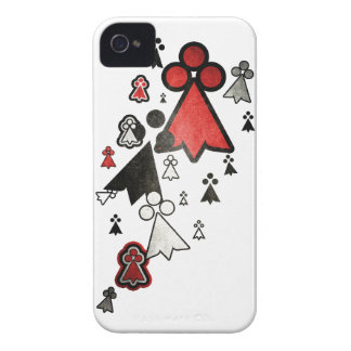 Brittany stoat iPhone 4 cover