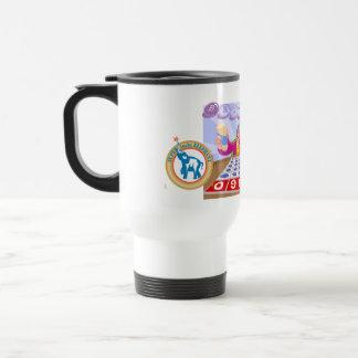 Brittany Super Lucky Bingo Travel Mug