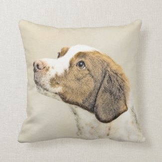 Brittany Throw Pillow