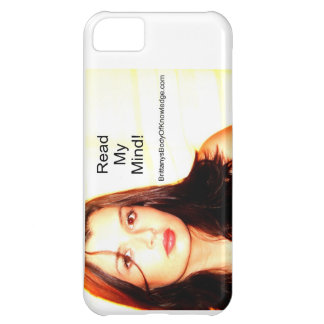 Brittany's 1Phone5 reporters case. Case For iPhone 5C