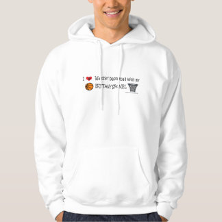 BRITTANYSPANIEL HOODED PULLOVERS