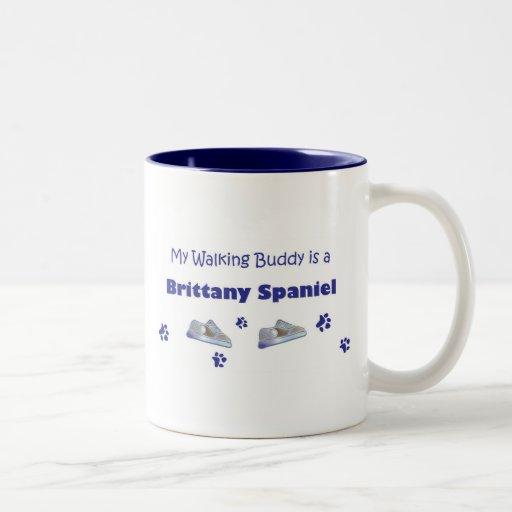 BrittanySpaniel Coffee Mugs