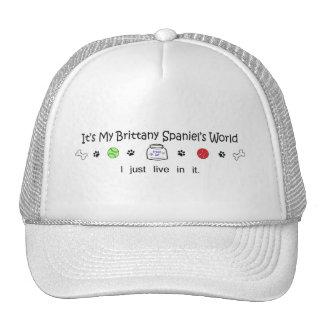 BrittanySpaniel Trucker Hat