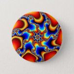 Brittle - Fractal Button
