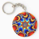 Brittle - Fractal Keychain