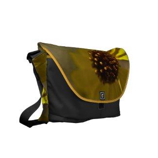 Brittlebrush Flower Messenger Bag rickshawmessengerbag