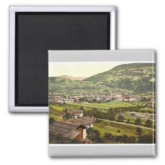 Brixen, II, el Tyrol, Austro-Hungría Photochrom ra Imán