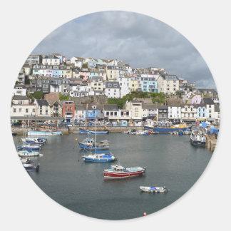 Brixham Bay Stickers