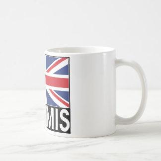 BRIXMIS Memorabilia Coffee Mug