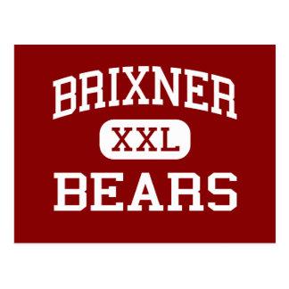 Brixner - Bears - Junior - Klamath Falls Oregon Postcard