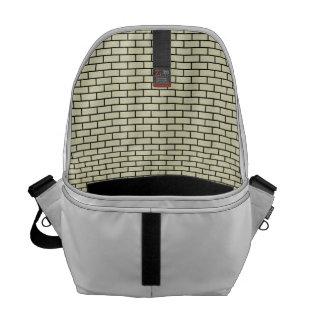 BRK1 BK-MRBL BG-LIN (R) COURIER BAG