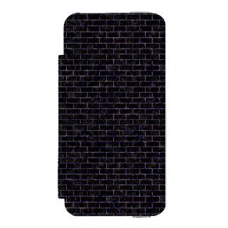 BRK1 BK-PR MARBLE iPhone SE/5/5s WALLET CASE