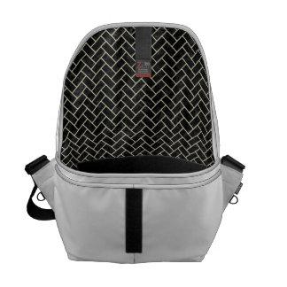 BRK2 BK-MRBL BG-LIN COURIER BAG