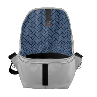 BRK2 BK-MRBL BL-DENM (R) COURIER BAG