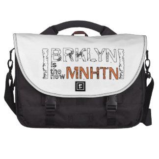 BRKLYN is the new MNHTN Laptop Messenger Bag