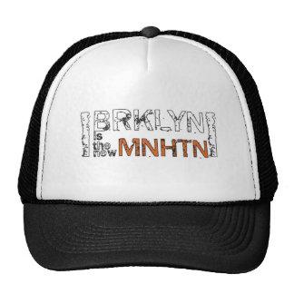 BRKLYN is the new MNHTN trucker hat Trucker Hat