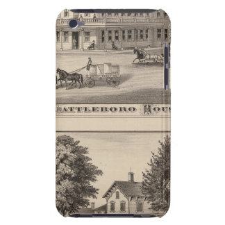 Brleboro House Case-Mate iPod Touch Case