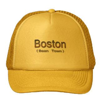 Brn de Boston (ciudad de la haba) Gorras De Camionero