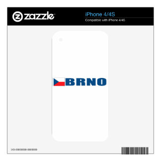 Brno Skins For The iPhone 4S