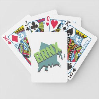 BRNX BICYCLE PLAYING CARDS
