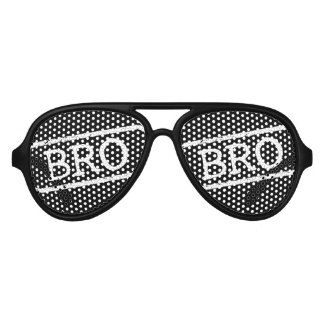 """BRO"" AVIATOR SUNGLASSES"